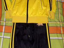 Продам:спортивный костюм рост 110-116, джинсовку р