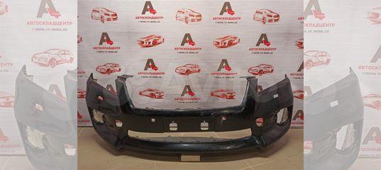 Бампер передний Toyota Rav4 2010-2012 купить в Пермском крае | Запчасти | Авито