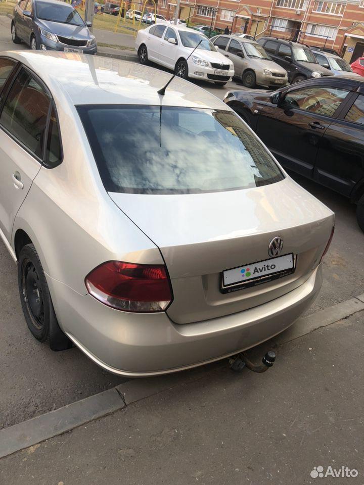 Volkswagen Polo, 2011  89600968045 купить 8