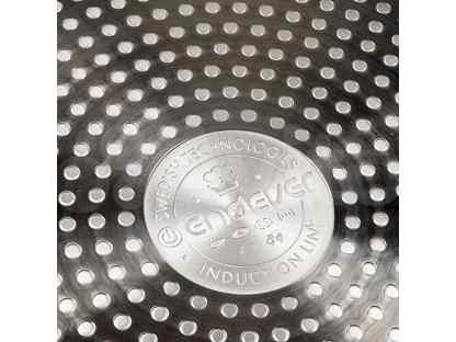Сковорода алюминиевая endever Stone-creme-28