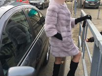 Шуба норковая — Одежда, обувь, аксессуары в Краснодаре