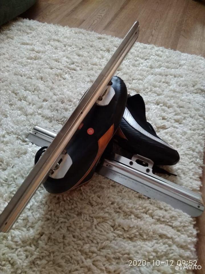 Лыжные ботинки  89648275181 купить 3