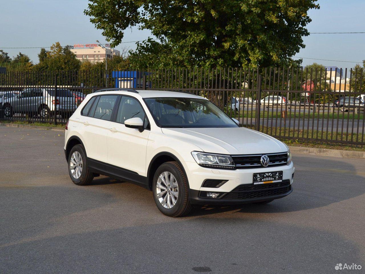 Volkswagen Tiguan, 2020 89873219318 купить 4