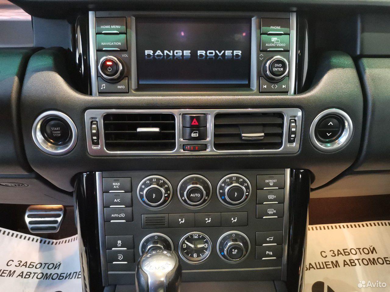 Land Rover Range Rover, 2010  89192428119 купить 10