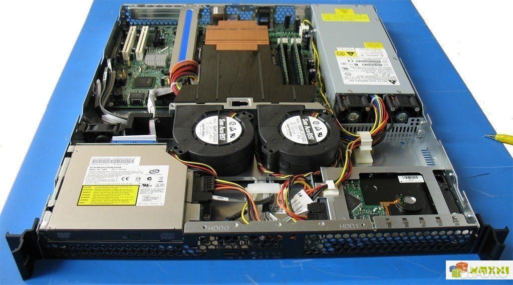 Серверная платформа 1U intel SR1530HSH  89220402117 купить 1