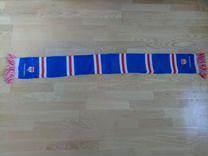 Шарф сборной Хорватии. Новый