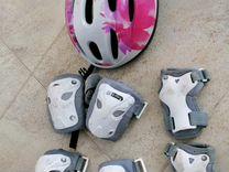Шлем для девочек Reaction+ набор защиты
