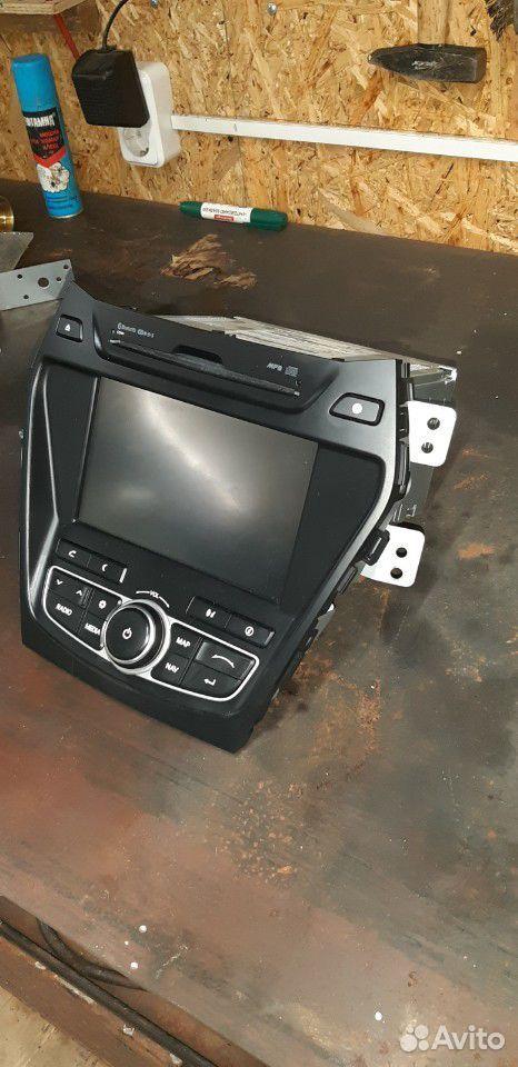 Продам головное устройство от Санта Фе 3  89821937448 купить 2