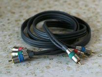 Видео/аудио компонентный кабель 1.5м