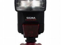 Sigma EF 610 DG super EO ettl 2 (canon) Новая