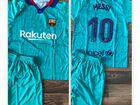 Форма FC Barcelona Messi футбол Доставка по РФ UDS