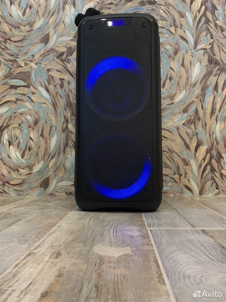 Колонка Eltronic 1024 (копия JBL partybox)  89834108187 купить 3