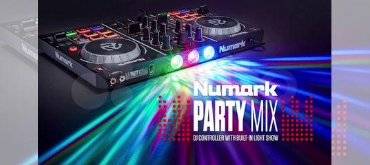 mix Dj party