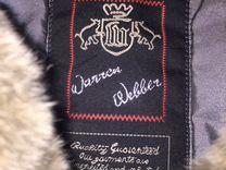 Куртка демисезонная Warren Webber р-р S
