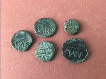 Пантикапей Античные Монеты Оригинал
