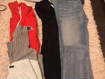 Вещи женские р42-44(пакетом)