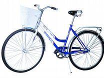 """Велосипед 28"""" Байкал с корзинкой новый низкая рама"""