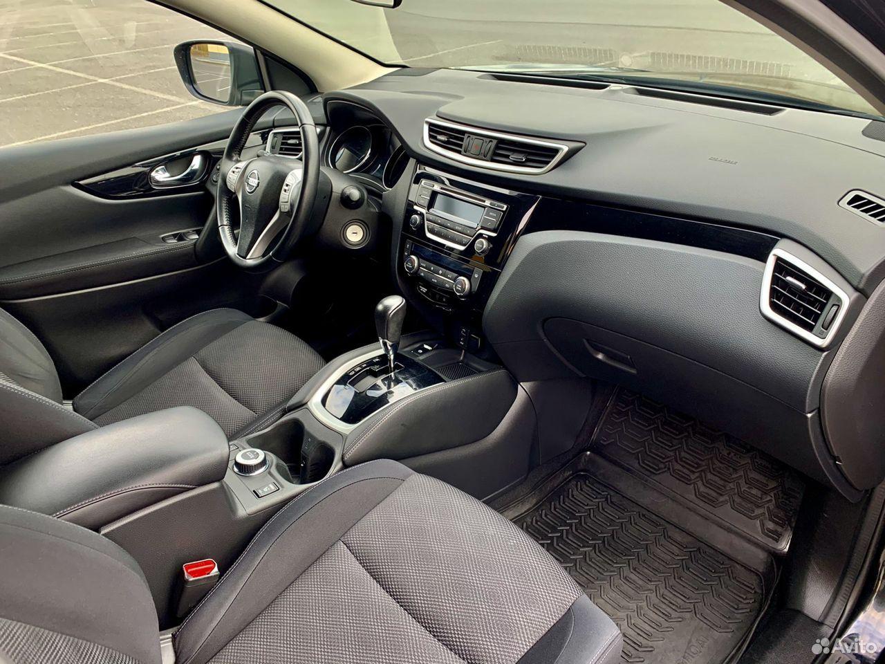 Nissan Qashqai, 2017 89045348560 купить 10