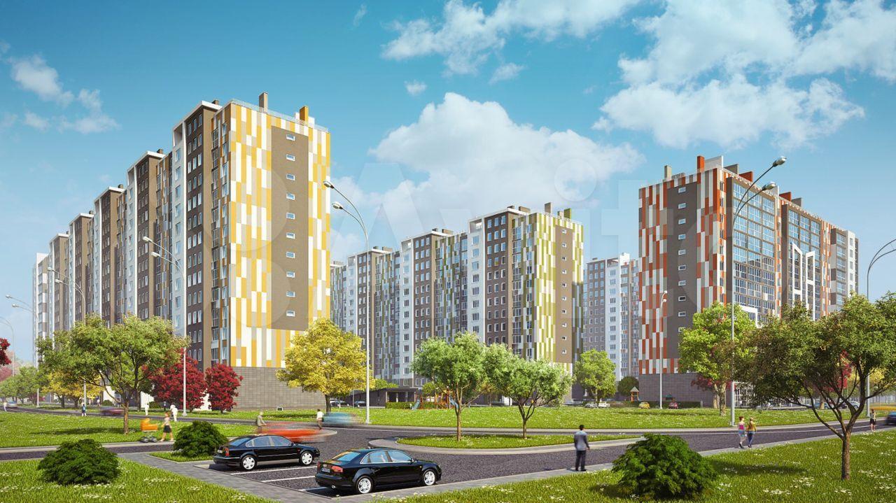 2-к квартира, 65.6 м², 14/14 эт.  89114789288 купить 8