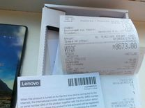 Планшет. Lenovo tv-7504x