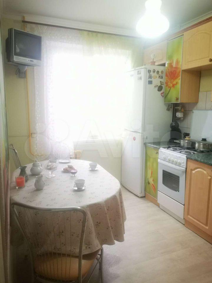 3-к квартира, 65.4 м², 6/10 эт.