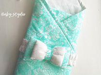 Одеяло на выписку, конверты