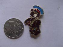 Значки олимпийский мишка — Коллекционирование в Челябинске