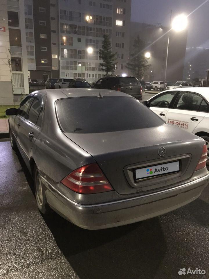 Mercedes-Benz S-класс, 1999  89615537954 купить 1
