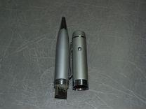 Эксклюзивная флешка - ручка - лазер 8 GB