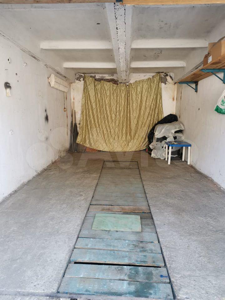 A garage of 30 m2