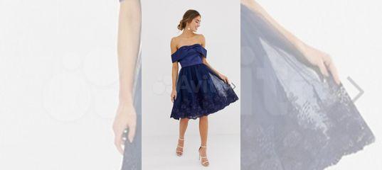 174d7e0d6dd Шикарное коктейльное платье с пышной юбкой купить в Москве на Avito —  Объявления на сайте Авито