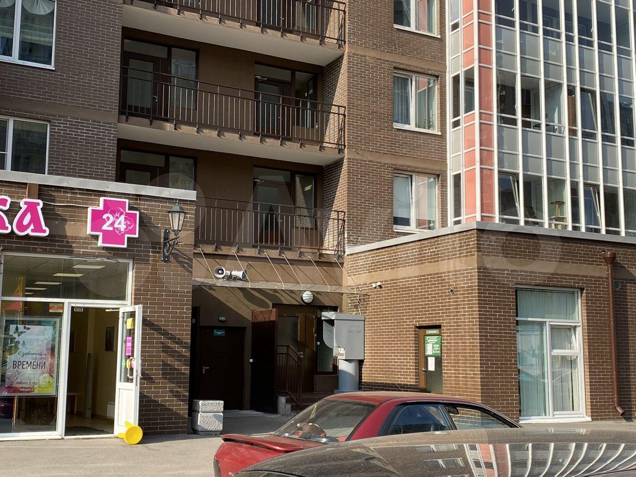 Квартира-студия, 26.6 м², 7/17 эт.  89219797096 купить 10