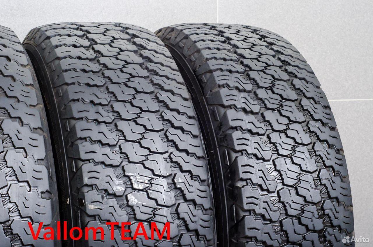 Лот UP100829 Комплект шин 245/75R17 Goodyear Wrang  89148998836 купить 4