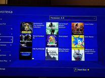 Sony PS4 с подпиской