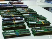 Оперативная память для пк и Ноутбуков 2/4/8GB