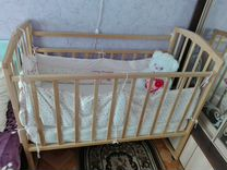 Кроватка детская торг