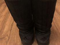 Зимние сапоги adidas оригинальные — Одежда, обувь, аксессуары в Самаре