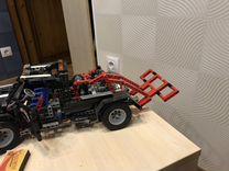 Лего машинка, торг