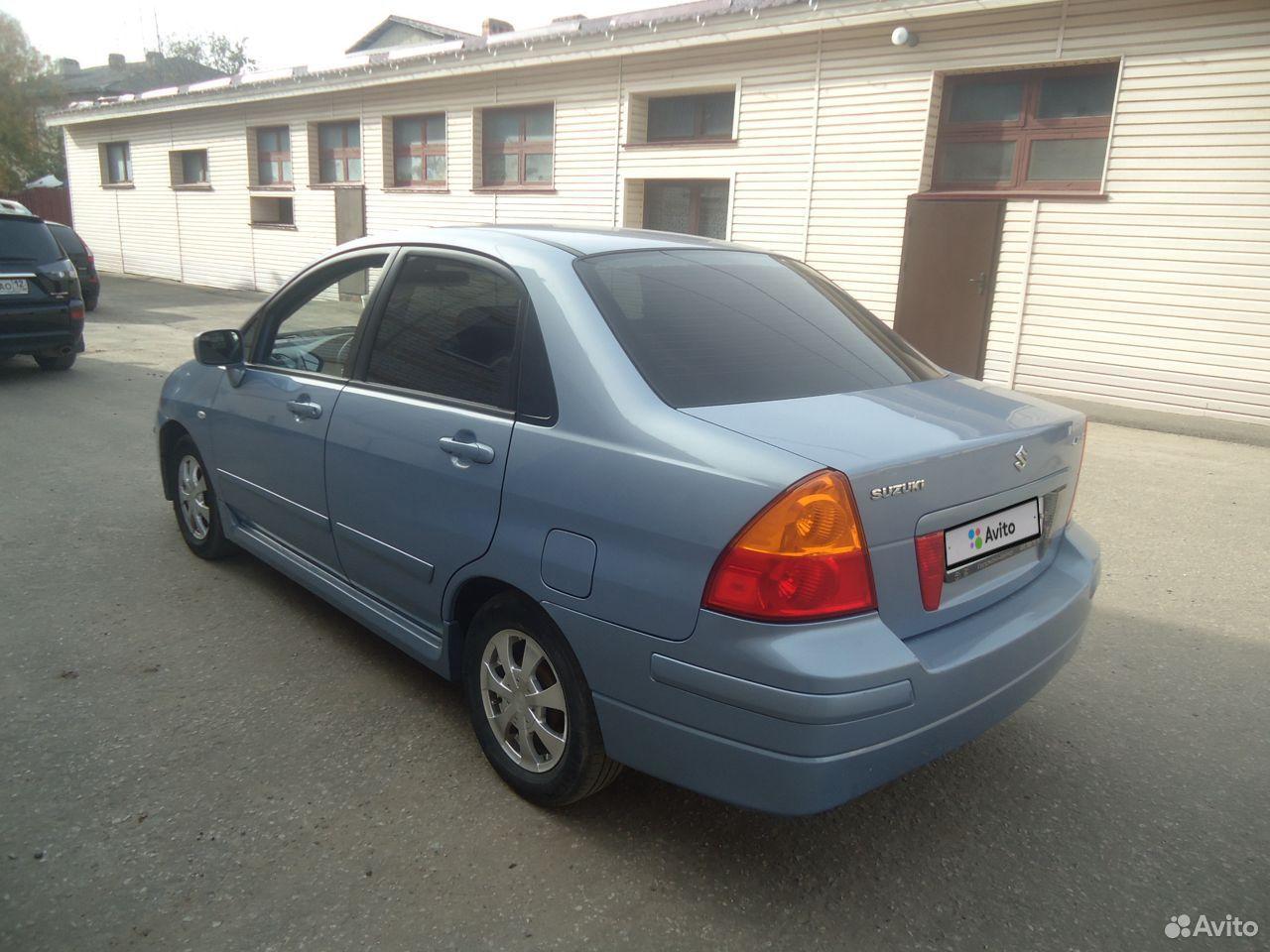 Suzuki Liana, 2008  89600996144 купить 1