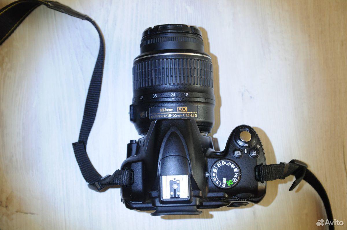 Зеркальный фотоаппарат Nikon d3000  89539538882 купить 5
