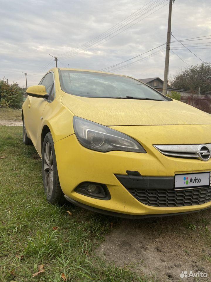 Opel Astra GTC, 2012  89093670225 купить 4