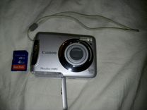 Фотоаппарат Canon Power Shot A480