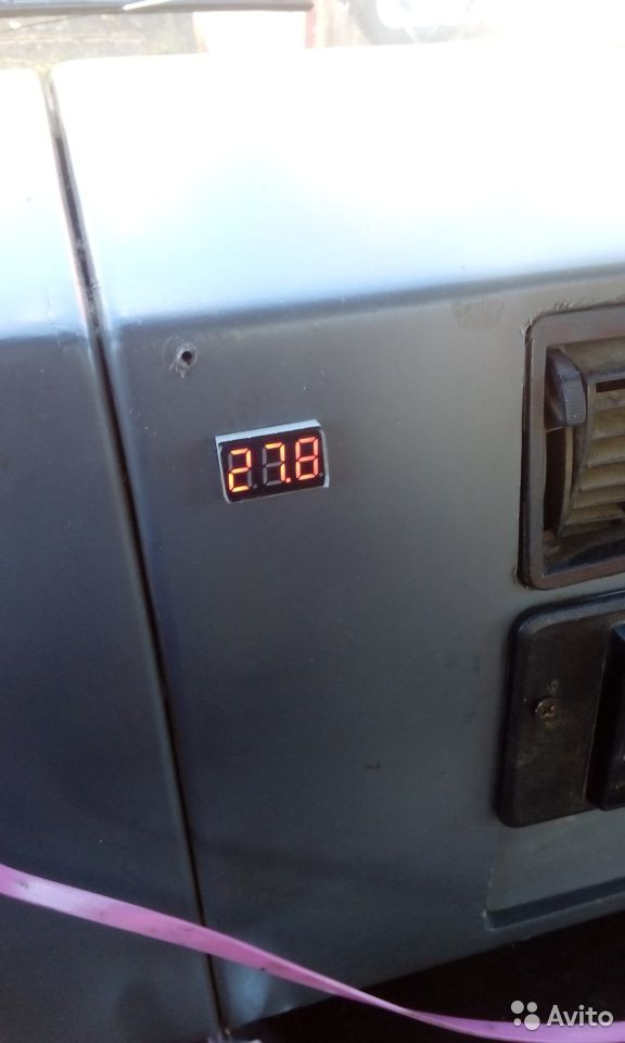 Вольтметр до 32V