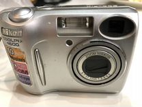 Фотоаппарат Nikon coolpix 4600
