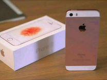 iPhone 5se 32Гб Новый на гарантии