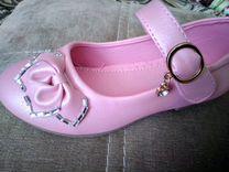 Новые туфли для девочки
