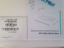 Оптический роутер Eltex NTU-RG-5421G-Wac