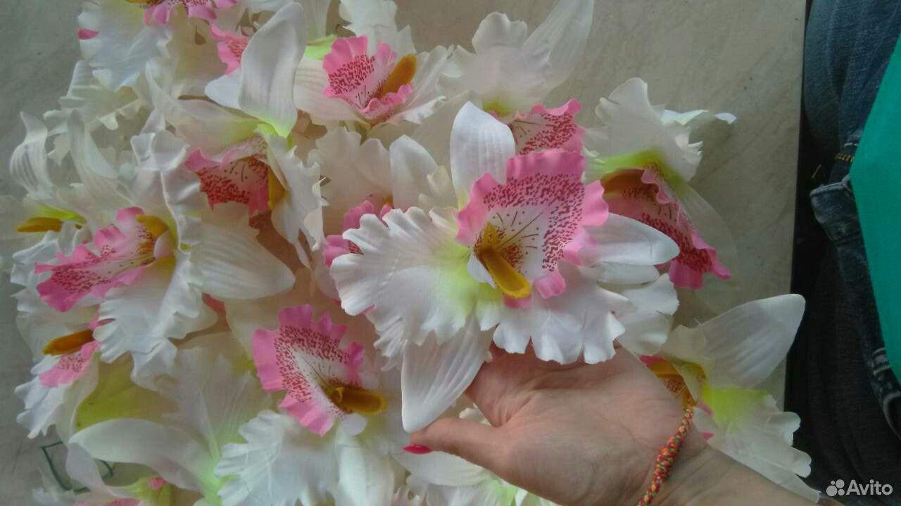 Цветы искусственные для декора  89323259045 купить 3