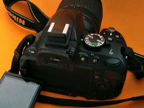 Nikon D5100 18-105mm