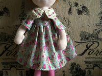 Кукла тряпочная